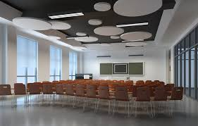 false ceiling design for software company in  hosur main road